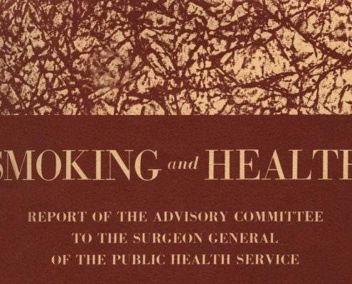 1964 Surgeon General Report