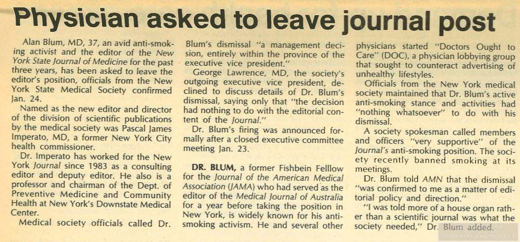 AB fired by NYSJM 2 wm