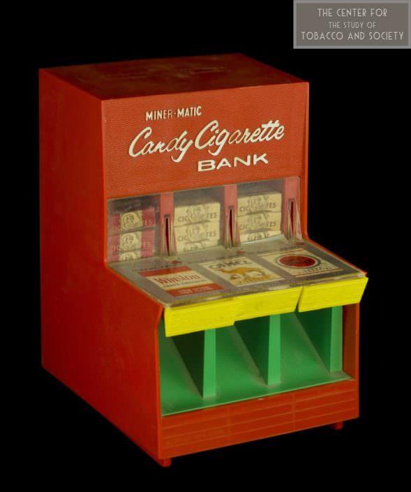 Candy Cig Bank 3 wm