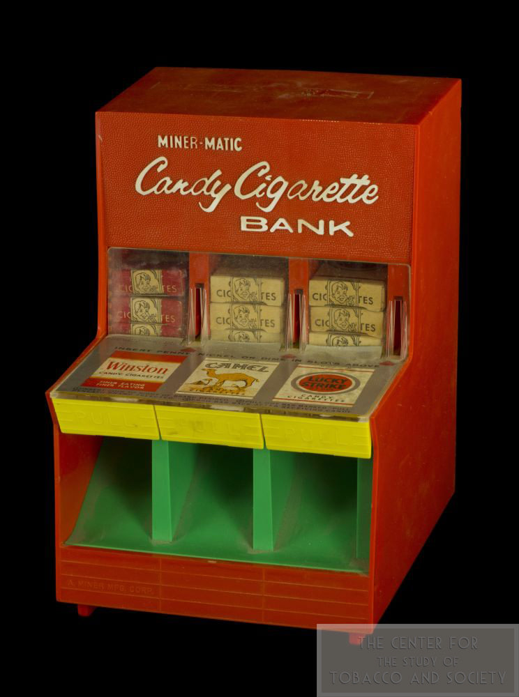 Candy Cig Bank wm