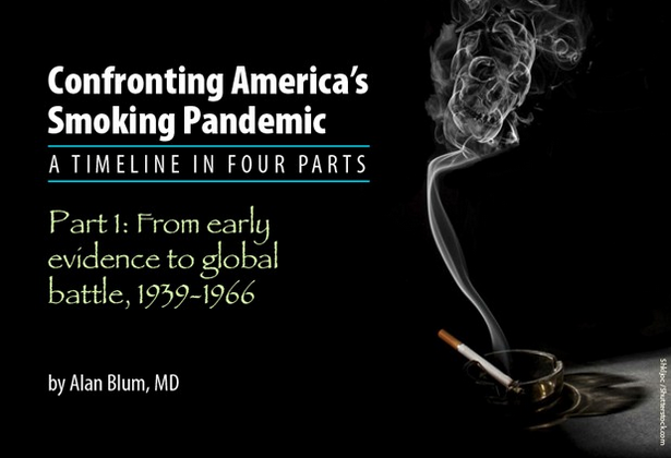 Confronting Smoking Pandemic Part 1 Graphic