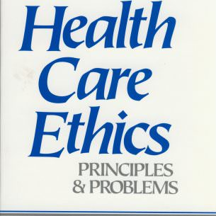 Health Care Ethics Tom Garrett wm 1