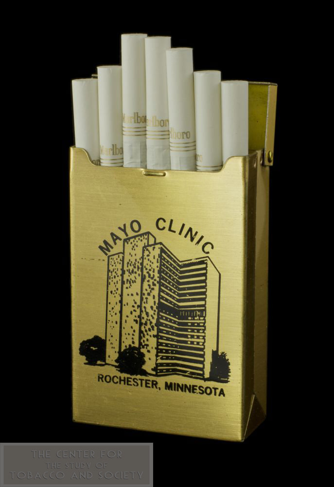Mayo Clinic Cig Box wm