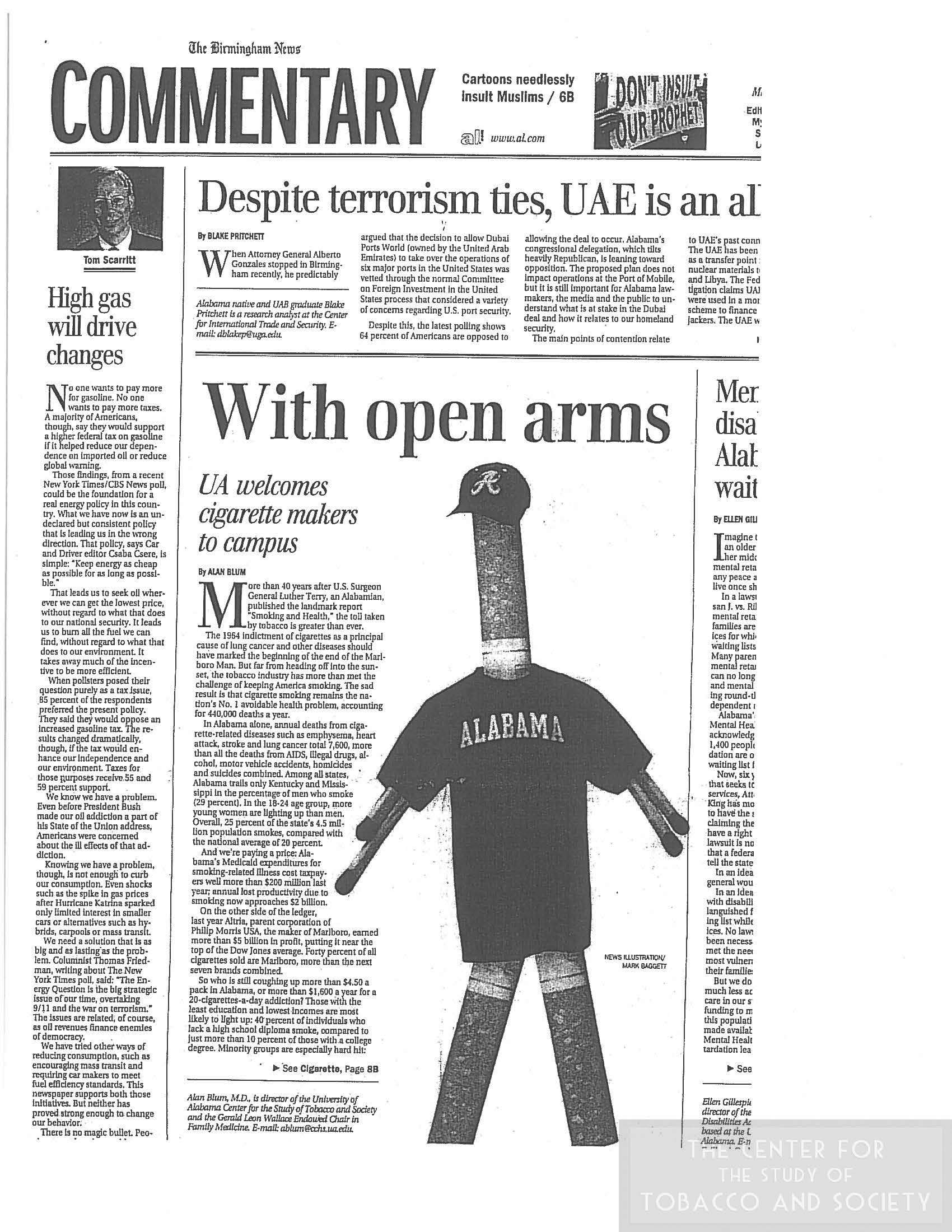 Pages from Birmingham News With Open Arms Mar 5 2006 wm1
