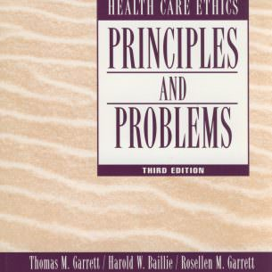 Principles Problems Tom Garrett wm 1