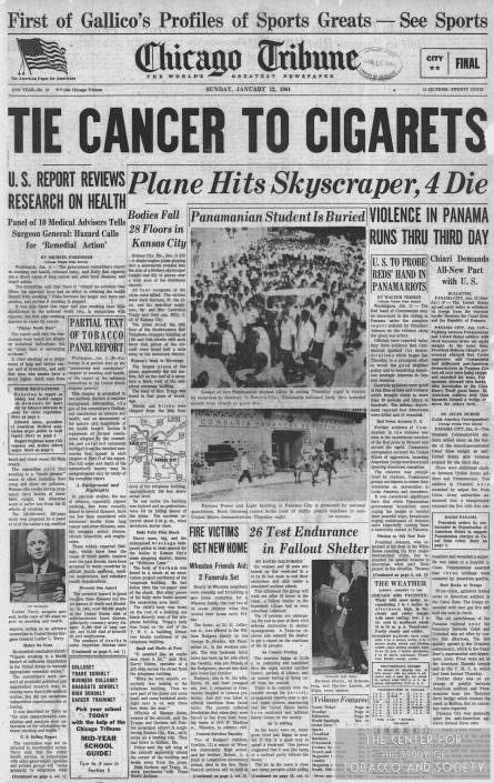 chicago tribune 1964 1 12 pg1 wm