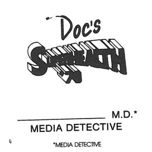 DOCs Superhealth 79 Media Detective wm