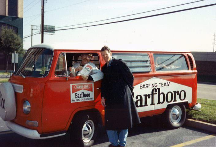 ES AB the Barfboro van wm