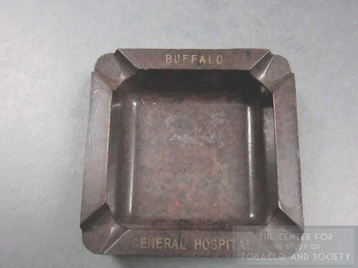 Hospital Artifact Buffalo General Hospital wm 1
