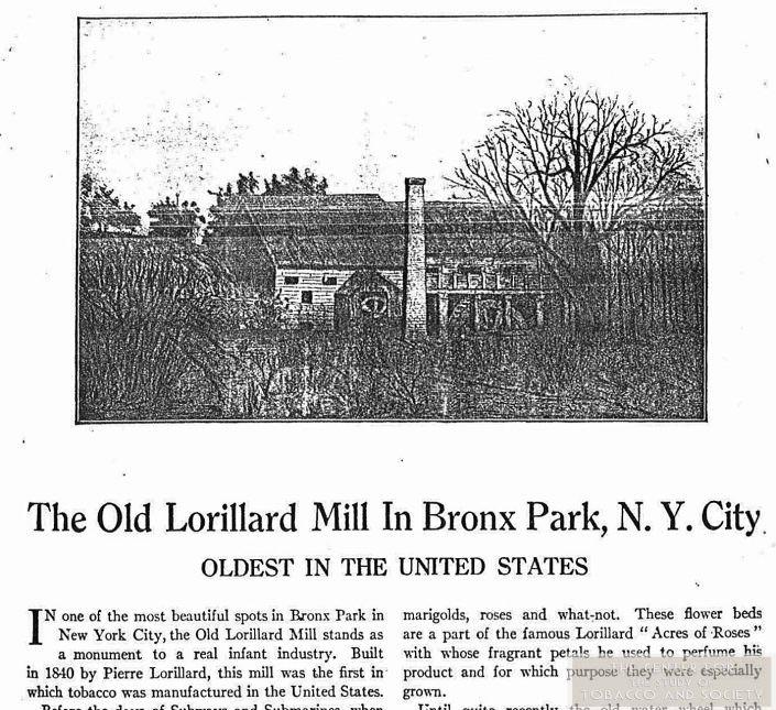 Lorillard Mill wm