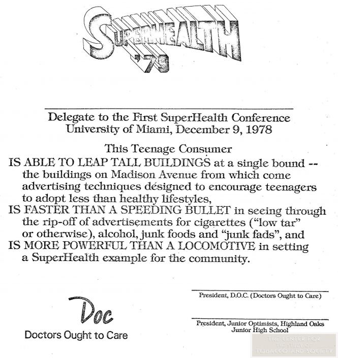 Superhealth79DelegatetoFirstSuperHealthConference wm