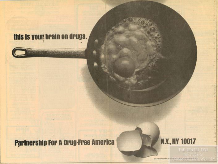 1989 11 26 Ad This is your brain this is your brain on drugs2 wm