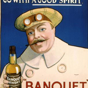 Banquet Whisky Motorist wm