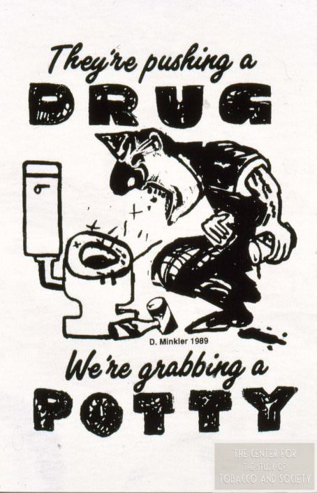Drug Potty Image wm