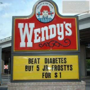 beat diabetes with frosties wm