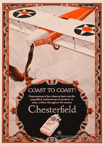 01 Poster Chesterfield Coast to Coast 358x500