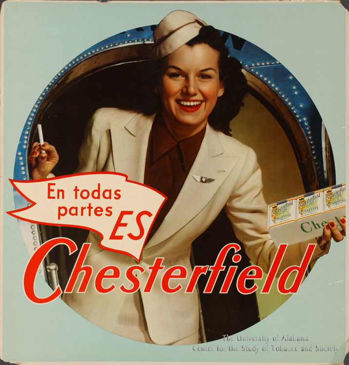 05 Poster Chesterfield en todas partes