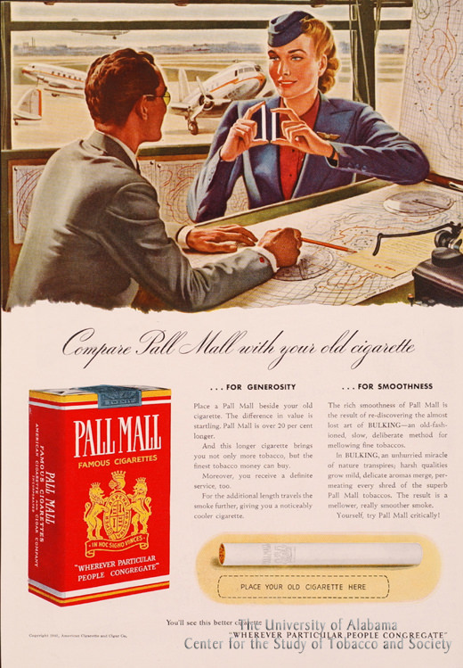 09 Poster Pall Mall Compare