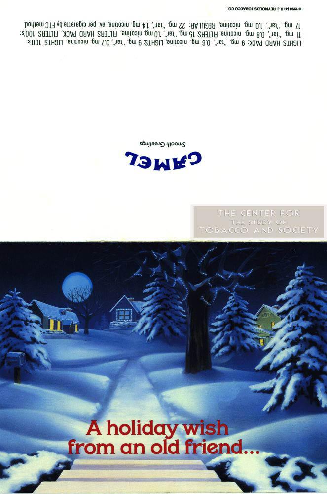 D DI DIT S15 undated Camel Christmas card side B wm