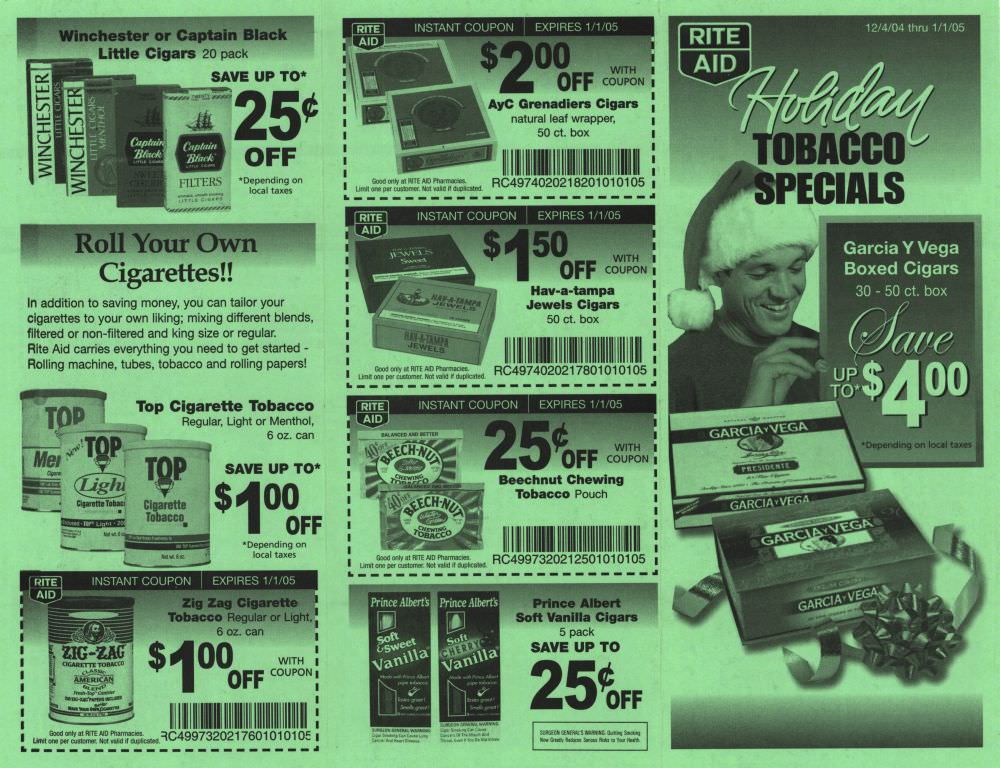 D DI DIT S15 undated Rite Aid flyer side A