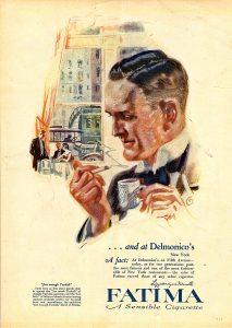 1920 Delmonicos for Fatima