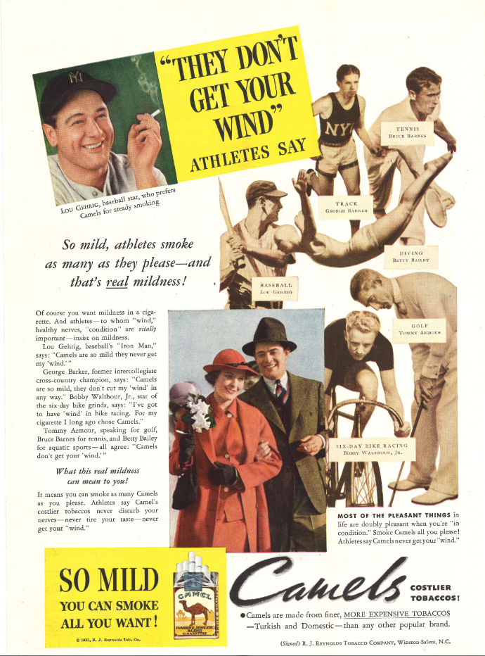 1935 They Dont Get Your Wind