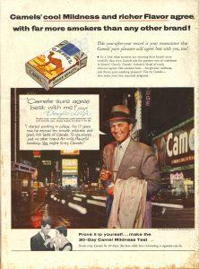 1954 LIFE Douglas Leigh for Camel