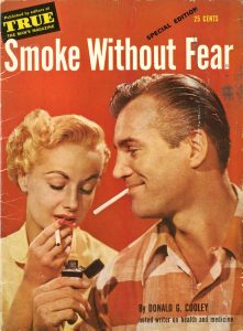 1954 Smoke Without Fear cover