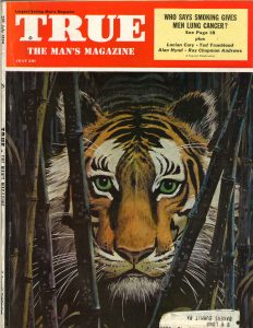 1954 True magazine cover