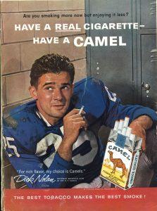 1960 Dick Nolan for Camel 1