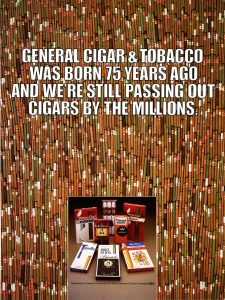 1967 general cigar ad 75 years ago 1