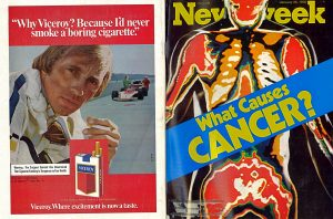 1976 Newsweek What causes cancer