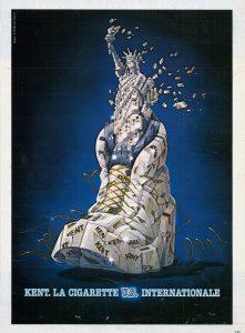 1982 Kent Statue of Liberty
