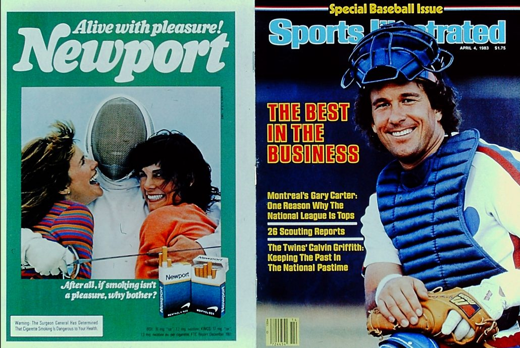 1983 SI for Newport