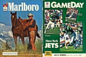 1985 Jets Program
