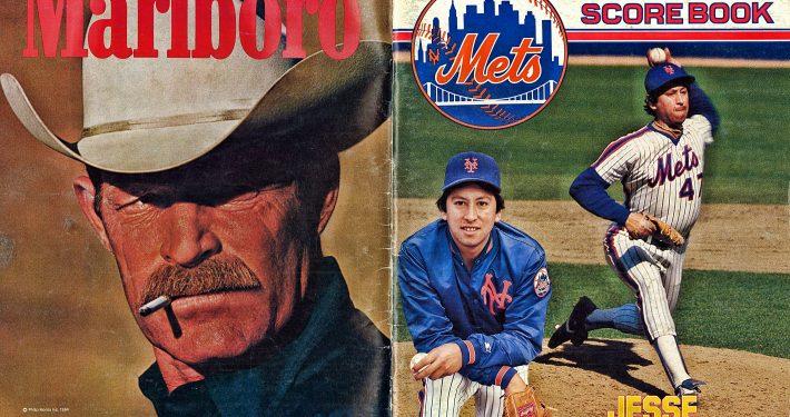 1985 Mets Program