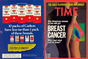 1991 TIME Breast cancer