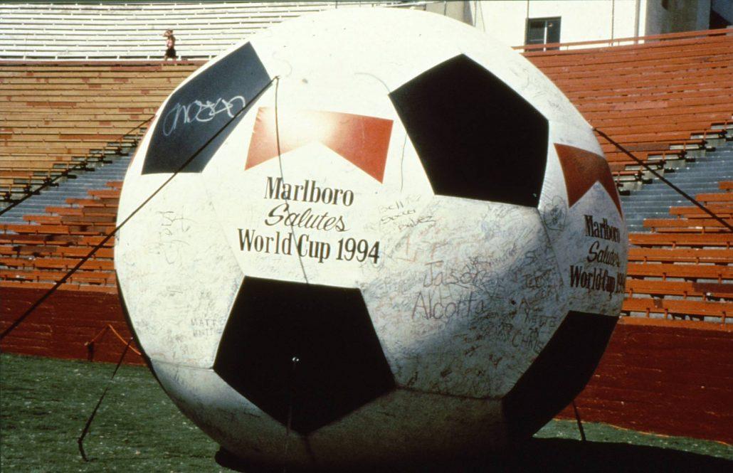 1994 World Cup Marlboro promotion
