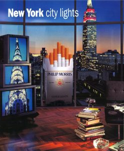 2000 Philip Morris Lights ad