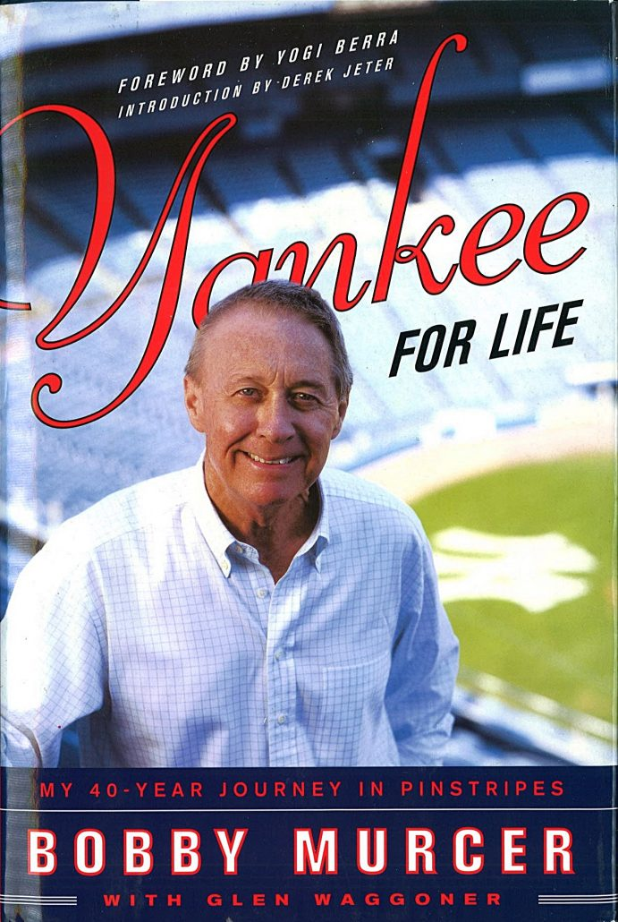2008 Yankee for Life cover