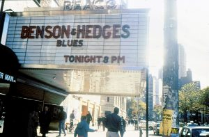 Beacon Theatre Benson Hedges Blues