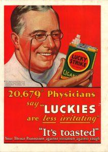 Lucky Strike 20679 physicians