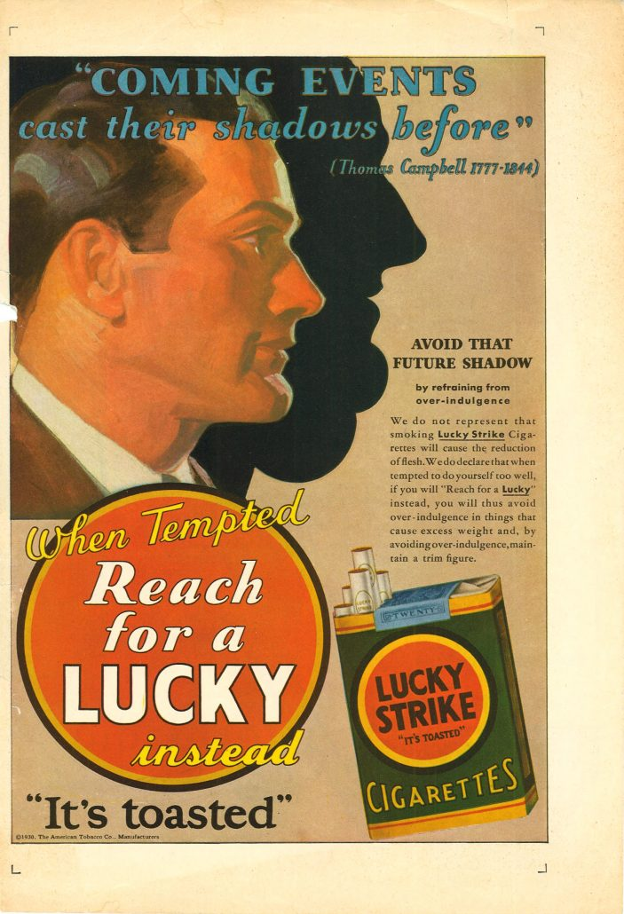 Lucky Strike Coming Events