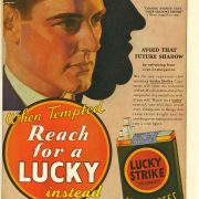 Lucky Strike The Spirit of Youth