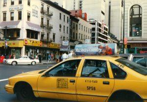 Marlboro Country taxi