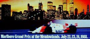 Marlboro Grand Prix 1988 Meadowland 1