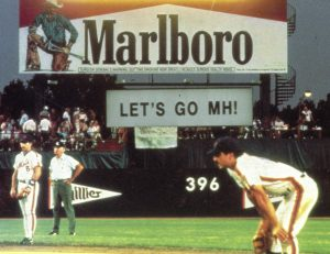Marlboro billboard shea stadium