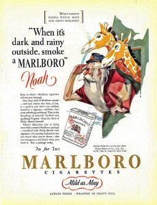 Noah for Marlboro
