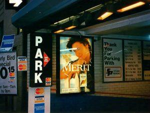 Parking Garage Merit ad
