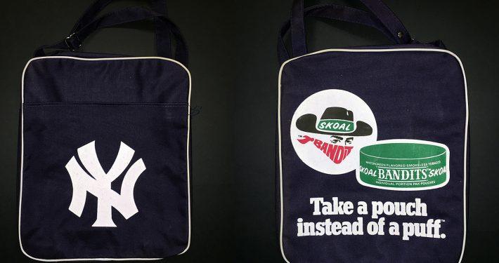 Skoal Bandit promotional bag